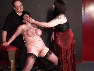 aged lesbo slavegirls outlandish castigation