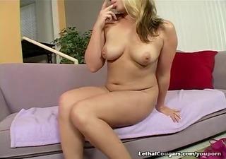 blonde cougar love tunnel slammed