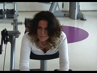 aged voyeur gymnastics part 7