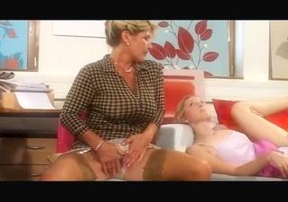 mature mama and daughter fucking lad