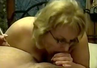 older cougar smokin oral-service