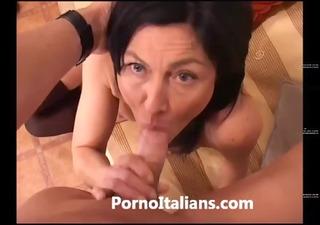 italian d like to fuck cougar sexy - matura