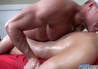 massagecocks oily anal therap